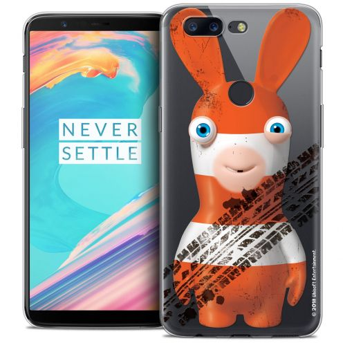 "Coque Gel OnePlus 5T (6"") Extra Fine Lapins Crétins™ - On the Road"