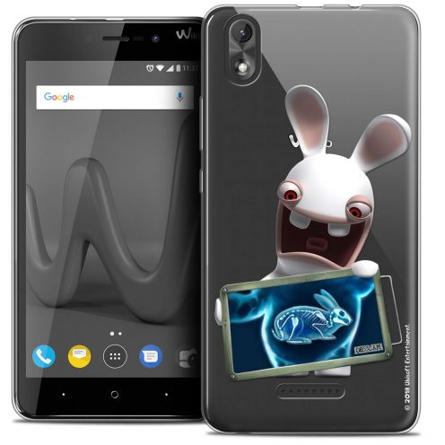"""Coque Gel Wiko Lenny 4 PLUS (5.5"""") Extra Fine Lapins Crétins™ - X Ray Crétin"""