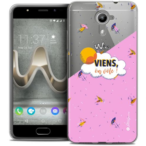 Coque Gel Wiko U Feel PRIME Extra Fine Petits Grains® - VIENS, On Vole !