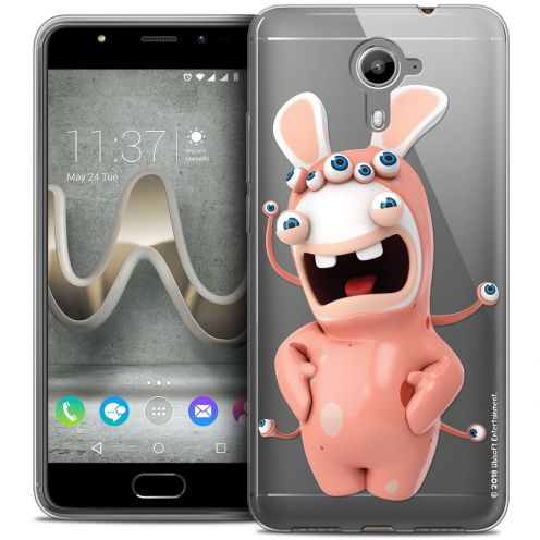 Coque Gel Wiko U Feel PRIME Extra Fine Lapins Crétins™ - Extraterrestre