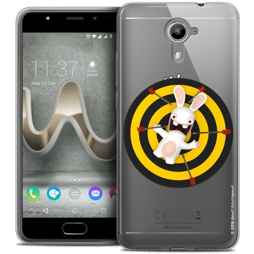 Coque Gel Wiko U Feel PRIME Extra Fine Lapins Crétins™ - Target