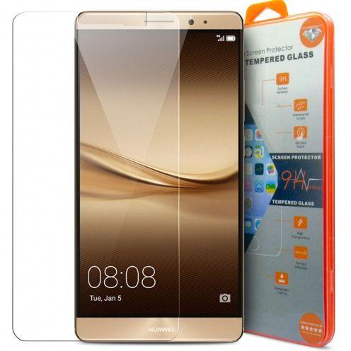 Vue détaillée de Protection d'écran Verre trempé Huawei Ascend Mate 8 - 9H Glass Pro+ HD 0.33mm 2.5D