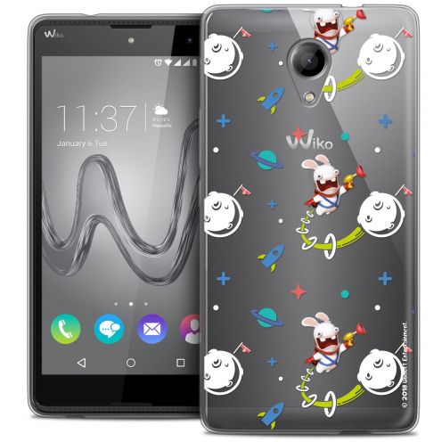 Coque Gel Wiko Robby Extra Fine Lapins Crétins™ - Space 2