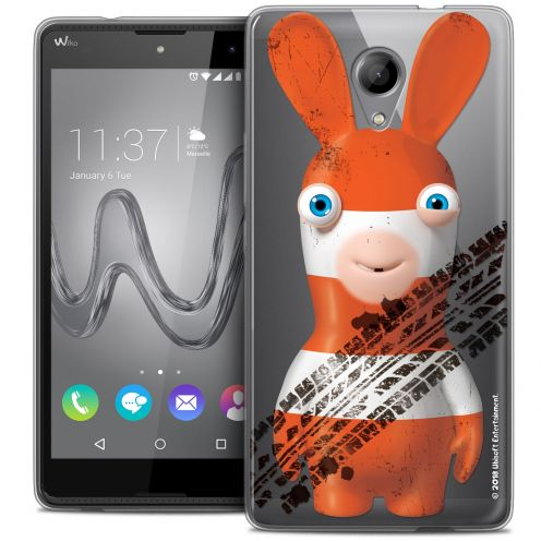 Coque Gel Wiko Robby Extra Fine Lapins Crétins™ - On the Road