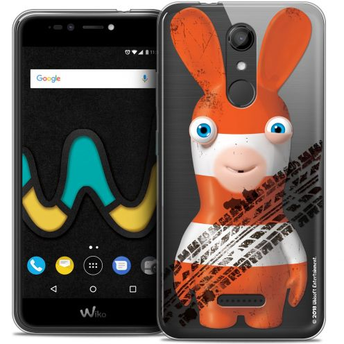 "Coque Gel Wiko U Pulse (5.5"") Extra Fine Lapins Crétins™ - On the Road"