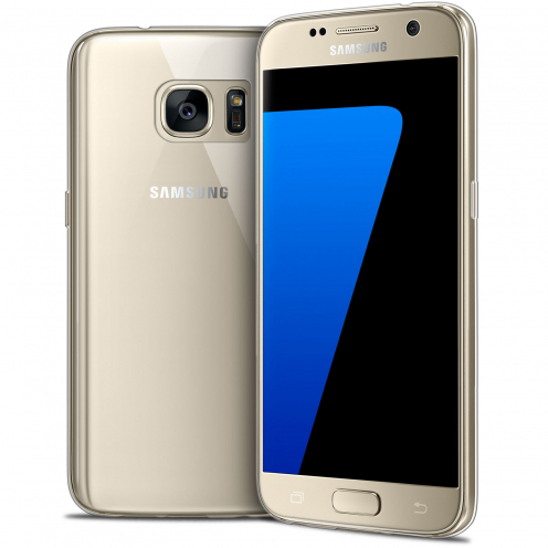 Coque Ultra Fine 0.5mm Samsung Galaxy S7 Souple Crystal Clear View