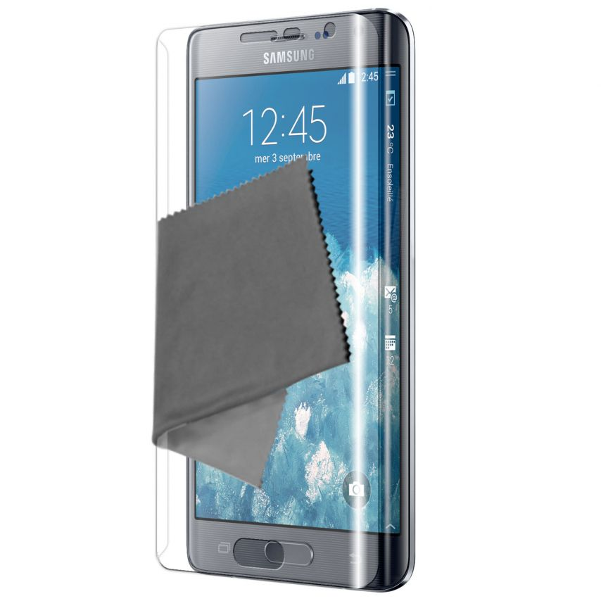 Films de protection Samsung Galaxy Note Edge Clubcase® TPU 3H Full Cover HD Lot de 10