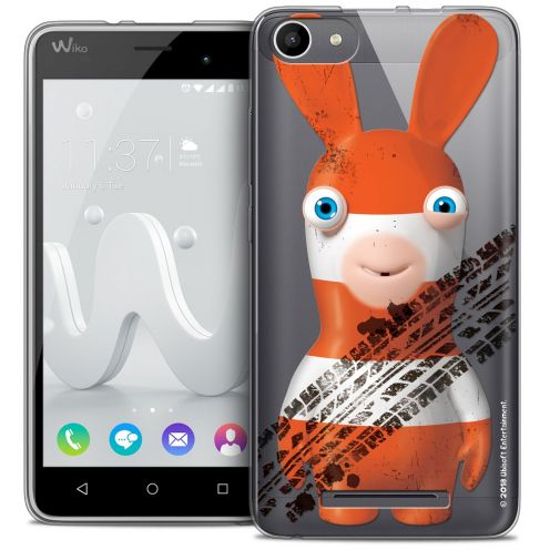 Coque Gel Wiko Jerry Extra Fine Lapins Crétins™ - On the Road