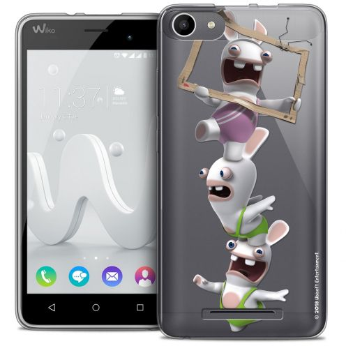 Coque Gel Wiko Jerry Extra Fine Lapins Crétins™ - TV Sport