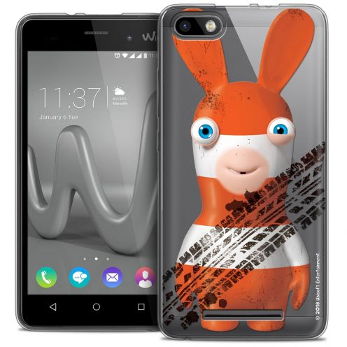 Coque Gel Wiko Lenny 3 Extra Fine Lapins Crétins™ - On the Road