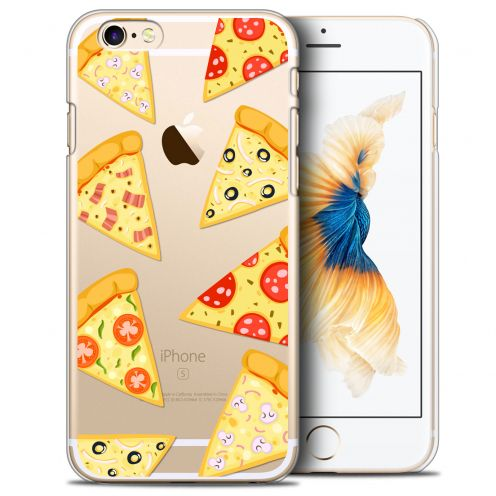 Coque Crystal iPhone 6/6s Extra Fine Foodie - Pizza