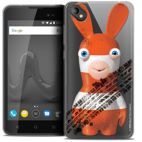 """Coque Gel Wiko Sunny 2 PLUS (5"""") Extra Fine Lapins Crétins™ - On the Road"""