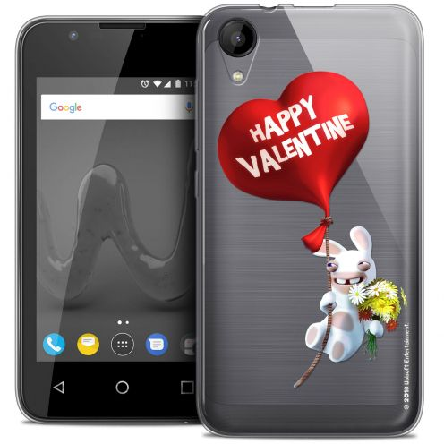 """Coque Wiko Sunny 2 Gel (4"""") Extra Fine Lapins Crétins™ - Valentin Crétin"""