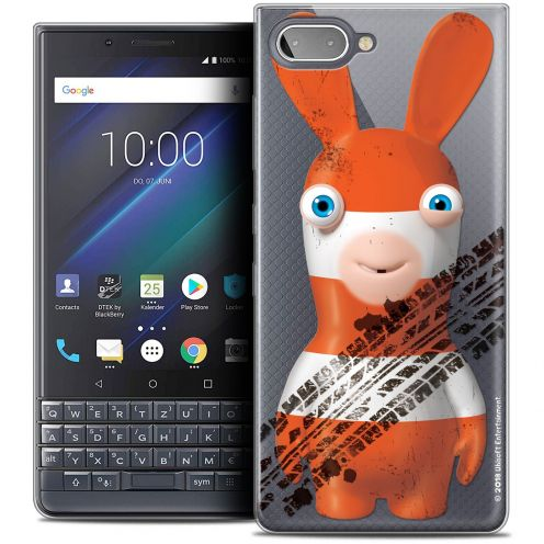 "Coque Gel BlackBerry Key2 LE (4.5"") Extra Fine Lapins Crétins™ - On the Road"