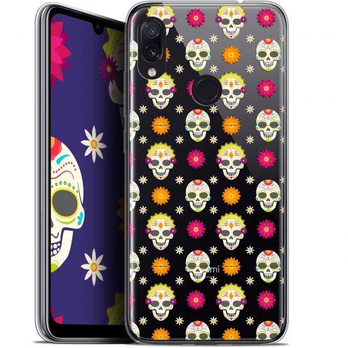 """Coque Gel Xiaomi Redmi Note 7 (6.3"""") Extra Fine Halloween - Skull Halloween"""