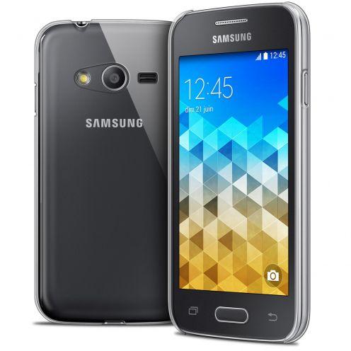 Coque Samsung Galaxy Trend 2 Lite Crystal Extra Fine Transparente