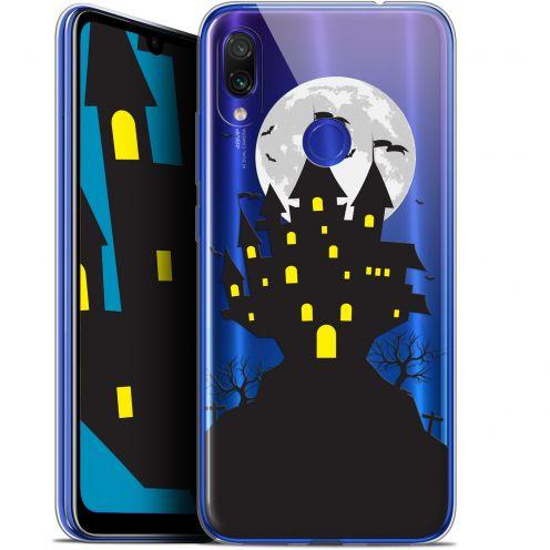 "Coque Gel Xiaomi Redmi Note 7 (6.3"") Extra Fine Halloween - Castle Scream"