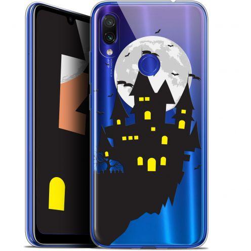 "Coque Gel Xiaomi Redmi Note 7 (6.3"") Extra Fine Halloween - Castle Dream"