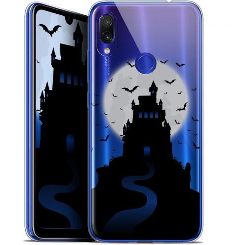 "Coque Gel Xiaomi Redmi Note 7 (6.3"") Extra Fine Halloween - Castle Nightmare"