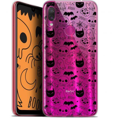 "Coque Gel Xiaomi Redmi Note 7 (6.3"") Extra Fine Halloween - Spooky"
