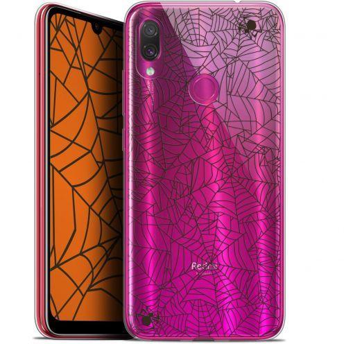 "Coque Gel Xiaomi Redmi Note 7 (6.3"") Extra Fine Halloween - Spooky Spider"