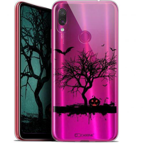 "Coque Gel Xiaomi Redmi Note 7 (6.3"") Extra Fine Halloween - Devil's Tree"