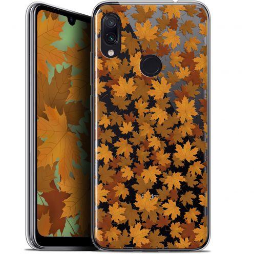 "Coque Gel Xiaomi Redmi Note 7 (6.3"") Extra Fine Autumn 16 - Feuilles"