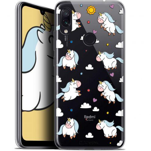 "Coque Gel Xiaomi Redmi Note 7 (6.3"") Extra Fine Fantasia - Licorne In the Sky"