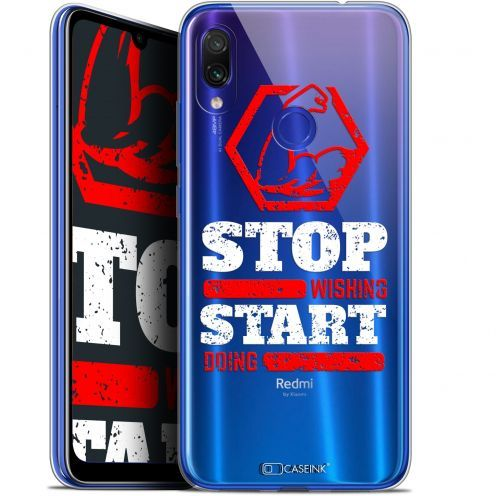 "Coque Gel Xiaomi Redmi Note 7 (6.3"") Extra Fine Quote - Start Doing"