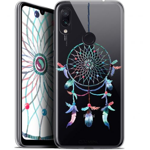 "Coque Gel Xiaomi Redmi Note 7 (6.3"") Extra Fine Dreamy - Attrape Rêves Rainbow"