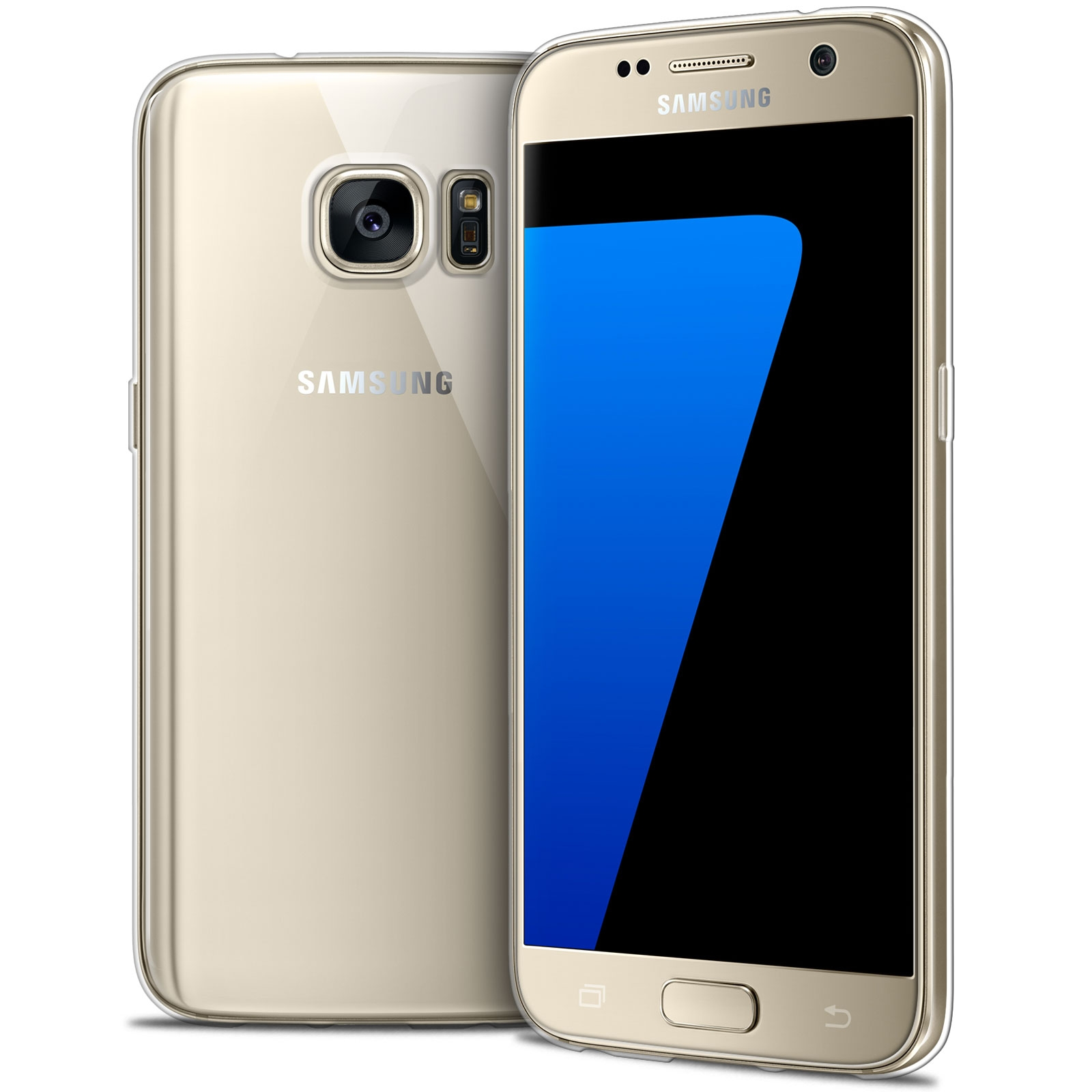 coque samsung galaxy s7 extra fine 1mm souple clear. Black Bedroom Furniture Sets. Home Design Ideas