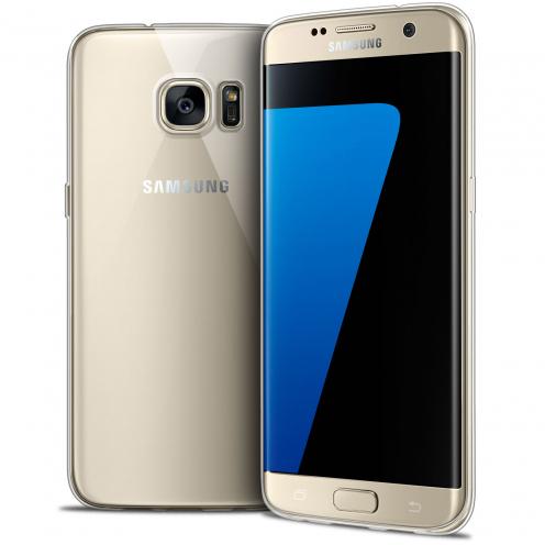Coque Samsung Galaxy S7 Edge Extra Fine Souple Crystal Clear