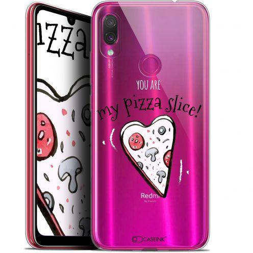 "Coque Gel Xiaomi Redmi Note 7 (6.3"") Extra Fine Love - My Pizza Slice"