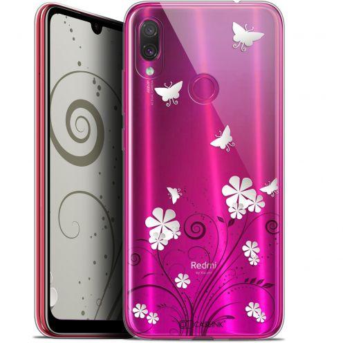 "Coque Gel Xiaomi Redmi Note 7 (6.3"") Extra Fine Summer - Papillons"