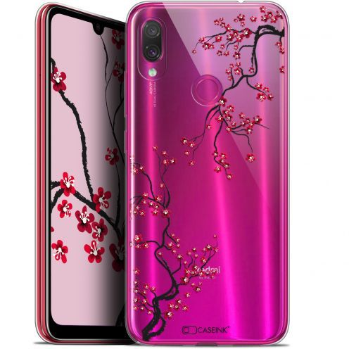 "Coque Gel Xiaomi Redmi Note 7 (6.3"") Extra Fine Summer - Sakura"