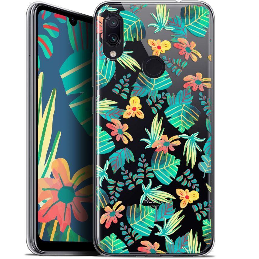 """Coque Gel Xiaomi Redmi Note 7 (6.3"""") Extra Fine Spring - Tropical"""