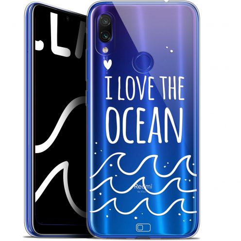 "Coque Gel Xiaomi Redmi Note 7 (6.3"") Extra Fine Summer - I Love Ocean"