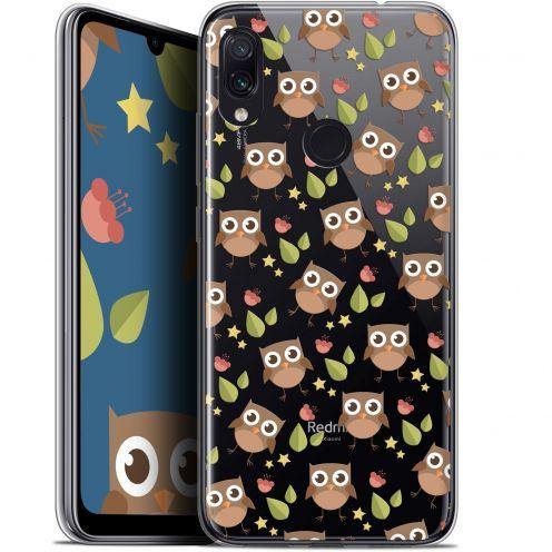"Coque Gel Xiaomi Redmi Note 7 (6.3"") Extra Fine Summer - Hibou"