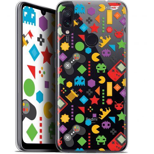 """Coque Gel Xiaomi Redmi Note 7 (6.3"""") Extra Fine Motif - PacMan"""