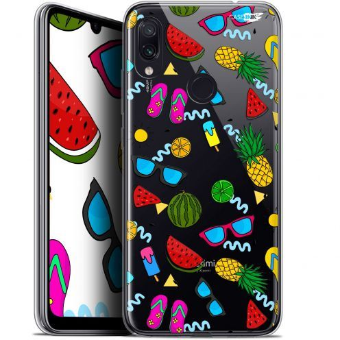 "Coque Gel Xiaomi Redmi Note 7 (6.3"") Extra Fine Motif - Summers"