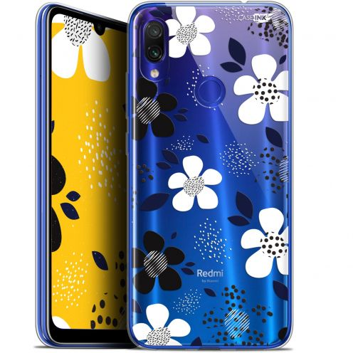 "Coque Gel Xiaomi Redmi Note 7 (6.3"") Extra Fine Motif -  Marimeko Style"