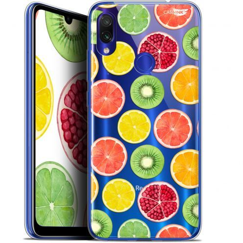 "Coque Gel Xiaomi Redmi Note 7 (6.3"") Extra Fine Motif -  Fruity Fresh"