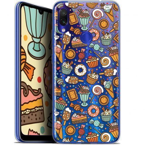 """Coque Gel Xiaomi Redmi Note 7 (6.3"""") Extra Fine Motif -  Bonbons"""