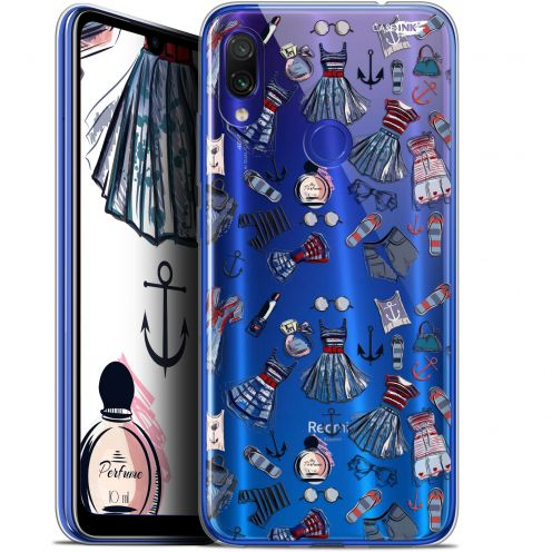 "Coque Gel Xiaomi Redmi Note 7 (6.3"") Extra Fine Motif -  Fashionista"
