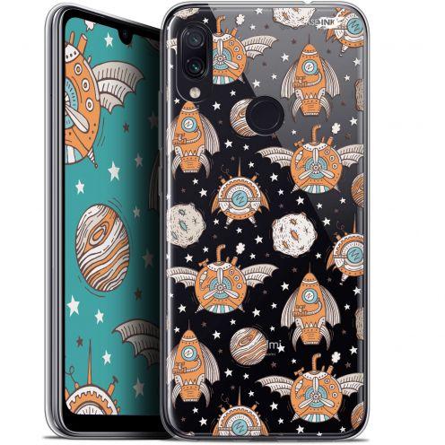 """Coque Gel Xiaomi Redmi Note 7 (6.3"""") Extra Fine Motif -  Punk Space"""