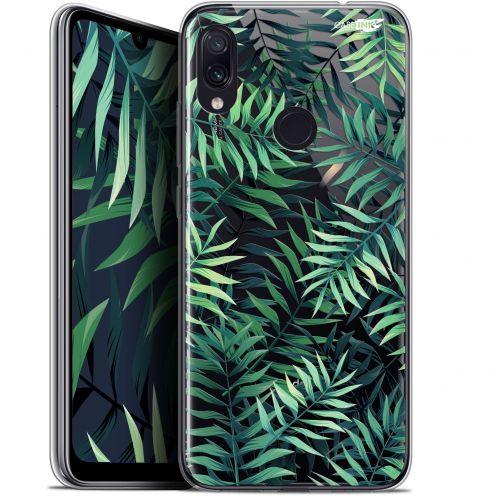 """Coque Gel Xiaomi Redmi Note 7 (6.3"""") Extra Fine Motif -  Feuilles des Tropiques"""