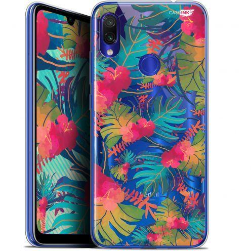 "Coque Gel Xiaomi Redmi Note 7 (6.3"") Extra Fine Motif -  Couleurs des Tropiques"