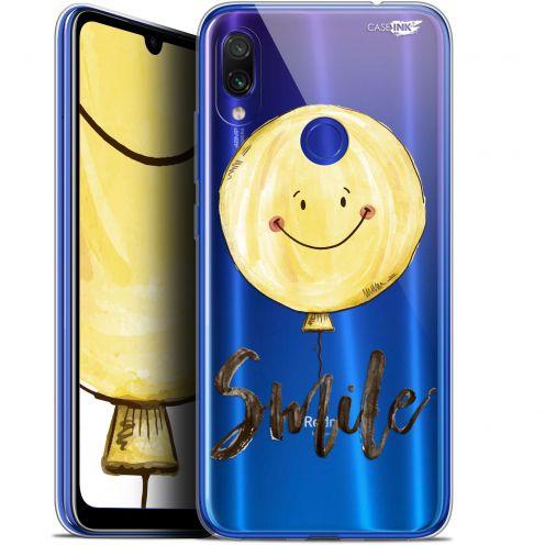 "Coque Gel Xiaomi Redmi Note 7 (6.3"") Extra Fine Motif -  Smile Baloon"