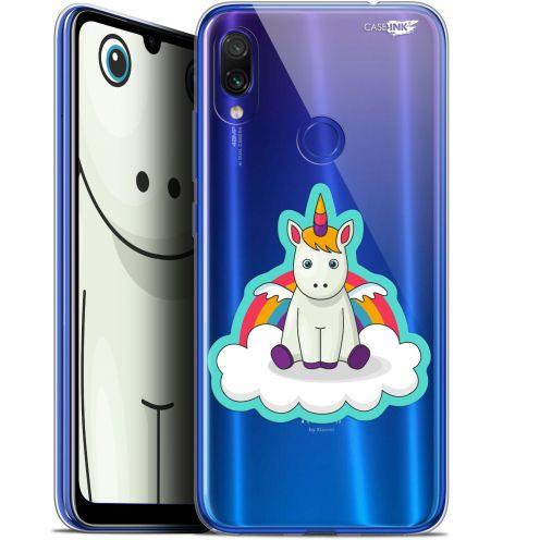 """Coque Gel Xiaomi Redmi Note 7 (6.3"""") Extra Fine Motif -  Bébé Licorne"""