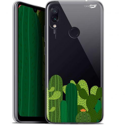 "Coque Gel Xiaomi Redmi Note 7 (6.3"") Extra Fine Motif -  Cactus"